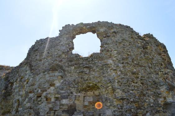 camber castle ruin